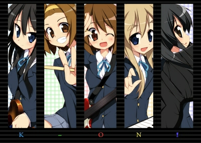 Animes que recomiendes K-on-final-lineup