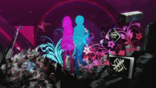 Higashi no Eden PV - Falling Down